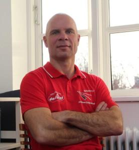 Sportschef Bo Vestergaard