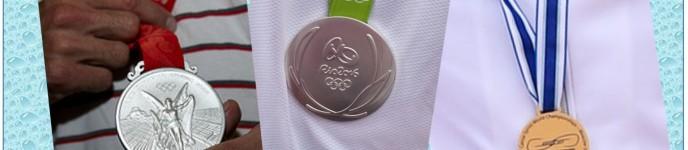 udvalgte medaljer