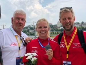 Zoltan Bako, Emma Jørgensen, Lars Robl