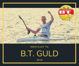 Mads Brandt Pedersen B. T. Guld